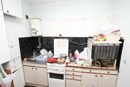 Kitchen.  in Igalo