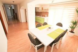 Kitchen. Montenegro, Baosici : Apartment with 2 bedrooms in Baosici