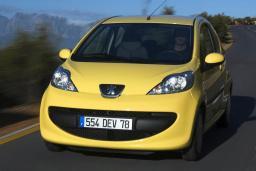Peugeot 107 1.0 механика : Черногория
