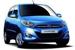 Hyundai i10 1.1 механика : Черногория