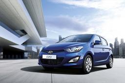 Hyundai i20 1.2 механика : Черногория