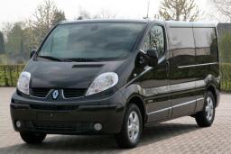 Renault Traffic 2.2 механика : Черногория