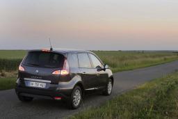 Renault Scenic  автомат : Черногория
