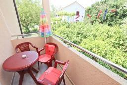 Балкон. Черногория, Булярица : Студия в Булярице с балконом