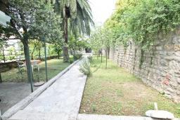 Вид. Черногория, Герцег-Нови : Комната для 2 человек, с общей кухней и террасой