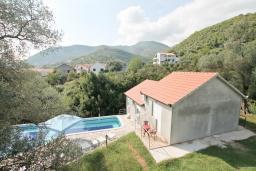 Вид. Черногория, Биела : Студия для 2 человек, с балконом с видом на море