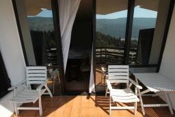 Черногория, Игало : Двухместный номер с балконом и видом на море
