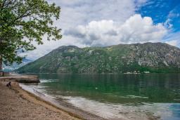 Ближайший пляж. Черногория, Столив : Трехэтажный каменный дом в 20 метрах от пляжа, с большой гостиной-столовой, с двумя кухнями, с шестью отдельными спальнями и ванными комнатами, с сауной, с большой зеленой территорией