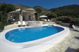 Swimming pool. Montenegro, Przno & Milocer : Villa with 2 bedrooms in Przno & Milocer for 6 guests