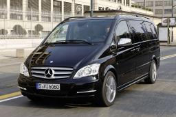 Mercedes Viano CDI 2.2 автомат : Черногория