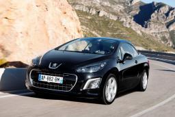 Peugeot 308 CC 1.6 автомат кабриолет : Черногория