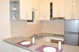 Kitchen. Montenegro, Djenovici : Apartment with 1 bedroom in Djenovici