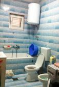 Ванная комната. Черногория, Бечичи : Апартамент с гостиной и отдельной спальней