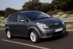 Спальня. Toyota Corolla Verso 2.2 механика : Черногория