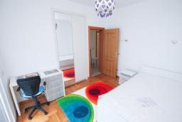 Bed room 2. Montenegro, Tivat : Apartment with 2 bedrooms in Tivat