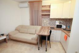 Studio (living room & kitchen). Montenegro, Becici : Studio in Becici