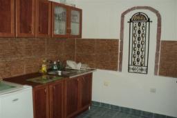 Кухня. Черногория, Сутоморе : Двухэтажный дом, 2 гостиные, 2 кухни, 6 спален, 2 ванные комнаты, место для барбекю, сад, 2 паркоместа