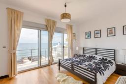 Спальня 2. Черногория, Ульцинь : Вилла с панорамным видом на море и красивым дизайном, 4 спальни, 2 ванные комнаты, две большие террасы, паркоместо