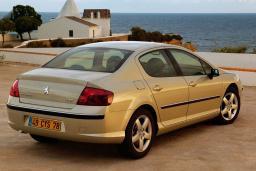 Peugeot 407 2.0 механика : Черногория