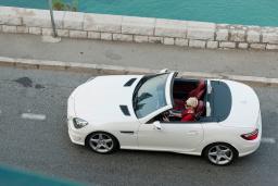 Mercedes SLK250 CGI 2.5 автомат кабриолет : Черногория