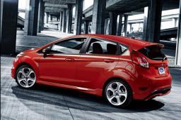 Ford Fiesta 1.6 автомат : Черногория
