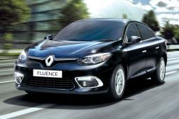 Renault Fluence 1.5 автомат : Черногория