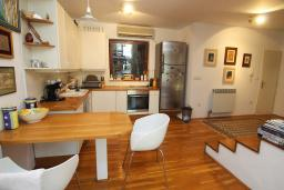 Kitchen. Montenegro, Herceg-Novi : Villa with 3 bedrooms in Herceg-Novi for 7 guests