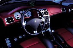 Peugeot 307 kabrio 2.0 механика кабриолет : Черногория