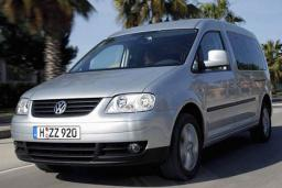 Volkswagen Caddy 1.9 автомат : Черногория