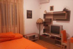 Гостиная. Черногория, Бар : Апартамент с отдельной спальней в Баре