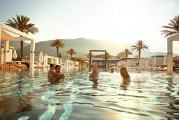 Swimming pool.  in Tivat