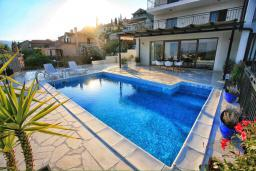 Swimming pool. Montenegro, Herceg-Novi : Villa with 4 bedrooms in Herceg-Novi for 12 guests