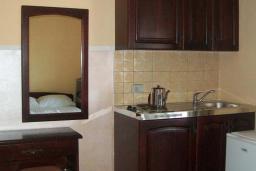 Студия (гостиная+кухня). Черногория, Будва : Апартаменты-студио