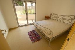 Спальня 2. Черногория, Бечичи : Апартамент с гостиной, 2-мя спальнями и балконом