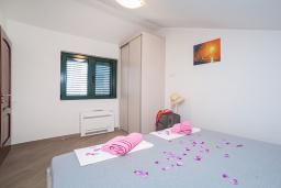 Bed room. Montenegro, Igalo : Private sector/accomodation with 2 bedrooms in Igalo