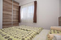 Bed room. Montenegro, Becici : Apartment with 1 bedroom in Becici