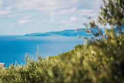 Вид на море. Черногория, Риека Режевичи : Каменный дом с зеленной территорией, 2 спальни, 2 ванные комнаты, парковка, Wi-Fi