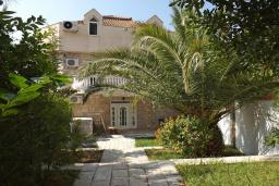 Front of the house. Montenegro, Petrovac : Villa with 5 bedrooms in Petrovac for 11 guests