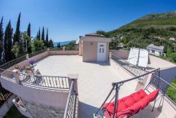 Terrace. Montenegro, Rijeka Rezevici : Villa with 4 bedrooms in Rijeka Rezevici for 8 guests