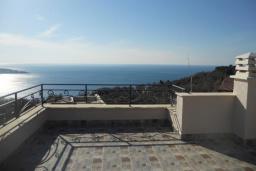 Balcony. Montenegro, Susanj : Villa with 3 bedrooms in Susanj for 6 guests