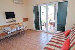 Living room. Montenegro, Herceg-Novi : Apartment with 1 bedroom in Herceg-Novi