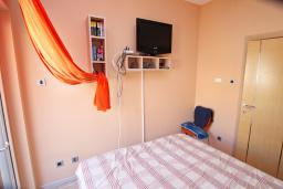 Bed room 2. Montenegro, Igalo : Apartment with 2 bedrooms in Igalo