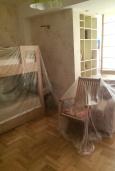 Спальня 2. Черногория, Игало : Апартамент с гостиной, двумя спальнями, двумя ванными комнатами и балконом с видом на море