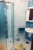 Bath room 2. Montenegro, Igalo : Apartment with 2 bedrooms in Igalo