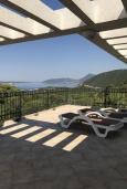 Черногория, Жанице / Мириште : Прекрасная вилла с бассейном и террасой с барбекю, 5 спален, парковка, Wi-Fi