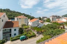Вид. Черногория, Петровац : Уютная студия с кондиционером и большим балконом