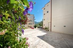 Территория. Черногория, Бечичи : Студия с балконом и видом на море