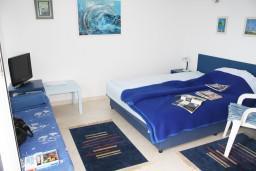 Студия (гостиная+кухня). Черногория, Герцег-Нови : Синяя студия рядом с пляжем Раффаэло