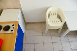 Черногория, Биела : Студия для 4 человек с балконом