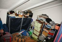 Спальня 2. Черногория, Кумбор : Апартамент для 9 человек с отдельной спальней, c балконом и видом на море